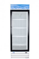 Refrigerateur porte vitree magasin