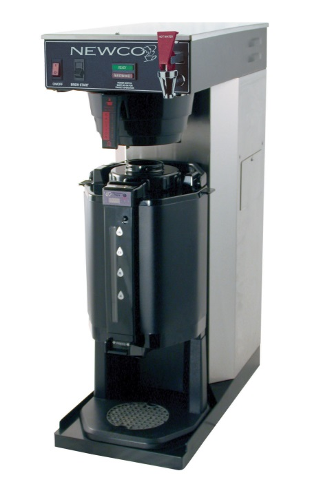 Automatic Coffee Brewer Newco with Thermos