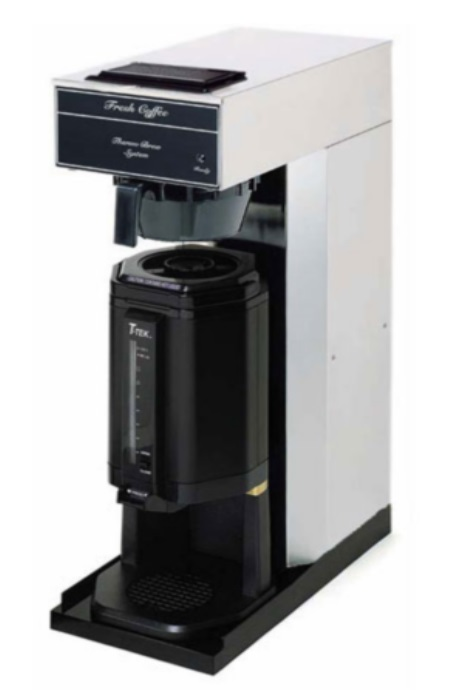 Newco Industrial Coffee Maker : Coffee brewer Pour-Over Newco thermos AK-D